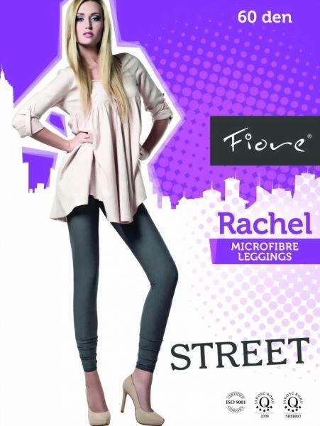 Fiore Långa leggings utan moenster Rachel 60 DEN