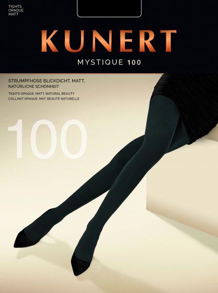 Heltäckande, matt strumpbyxa Mystique 100 från Kunert