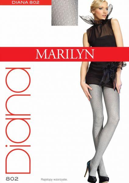 Marilyn Strumpbyxor med moenster Diana 40 DEN