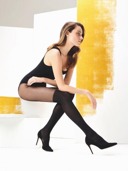 Elegant strumpbyxa i trendigt overknee-look Pauline från Omero