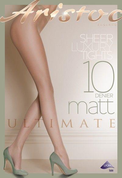 Aristoc Tunna strumpbyxor utan moenster Ultimate Matt 10 DEN