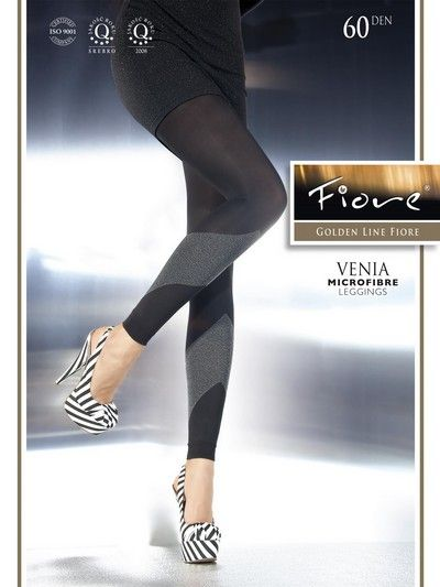 Eleganta leggings med m