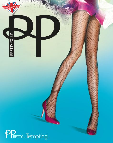 Nätstrumpbyxa PPretty...Tempting från Pretty Polly