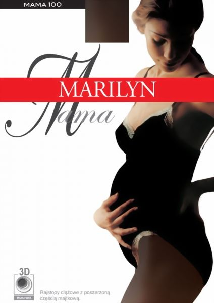 Marilyn Strumpbyxa foer gravida Mama 100 DEN