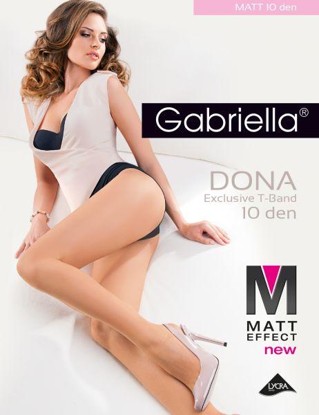 Gabriella Dona - Klassisk tunn strumpbyxa för sommardagar