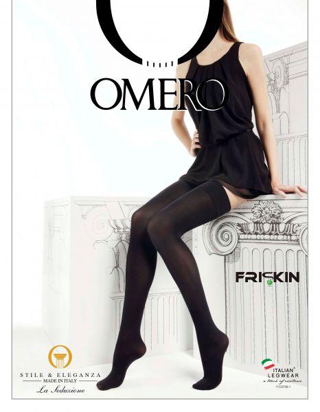 Omero - Heltäckande stay ups Libera 50