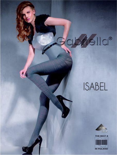 Elegant strumpbyxa med mönster Isabel