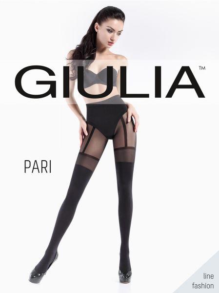 Heltäckande strumpbyxa i stockings-look Pari 21 från Giulia