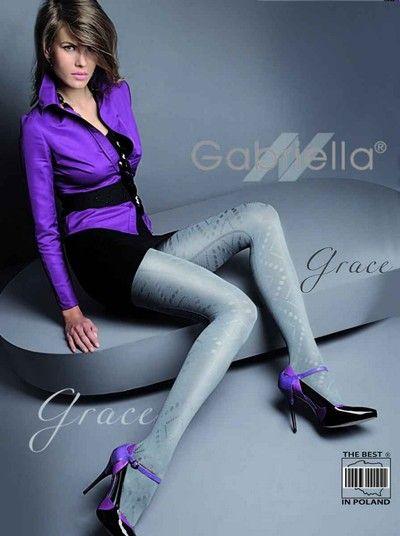 Elegant strumpbyxa Grace med m