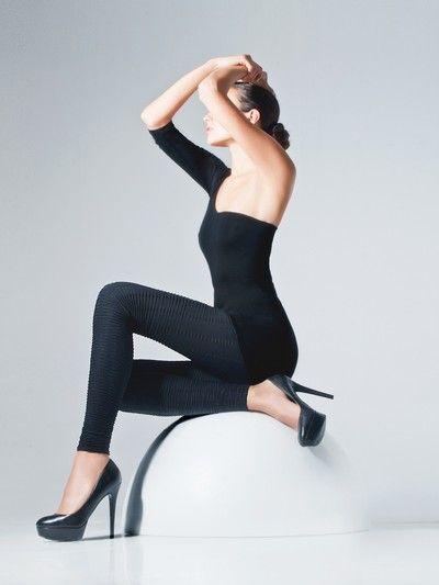 Elegante leggings Adina 60 DEN fr