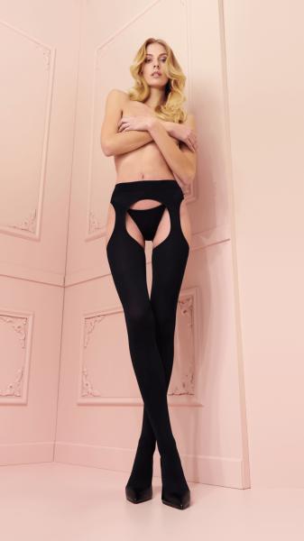 Trasparenze Släta heltäckande Strip Panty Cortina, 100 DEN
