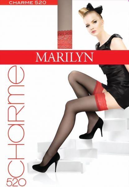 Marilyn Eleganta stay ups Charme, 15 DEN