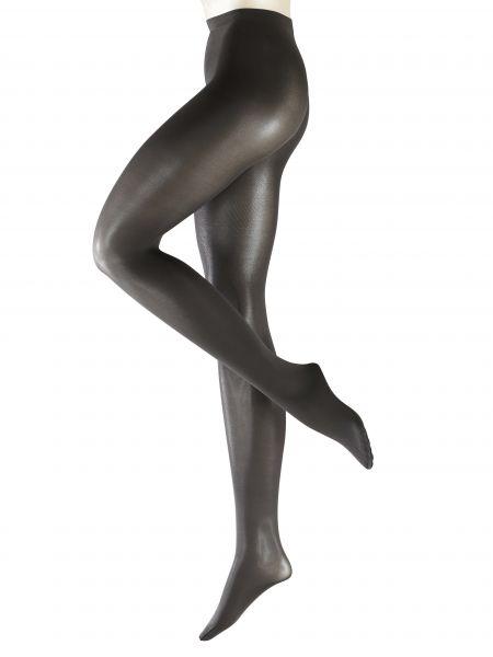 Falke Pure Shine 40 - Semi-heltäckande glansig strumpbyxa utan mönster