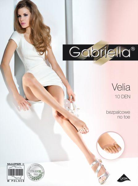Gabriella Slaet strumpbyxa med oeppen tå Velia 10 den