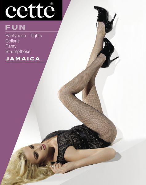 Slät nätstrumpbyxa Jamaica från Cette