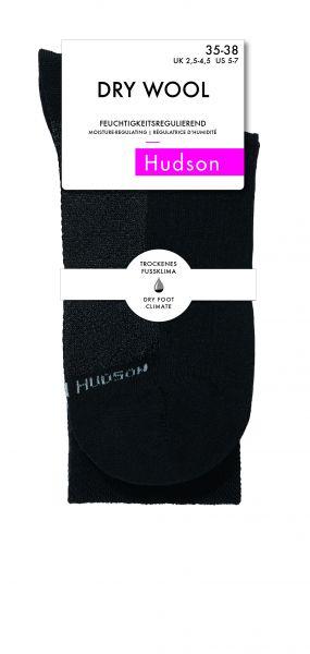 Varma sockor med ull Dry Wool från Hudson