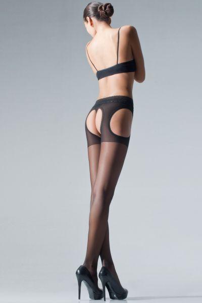 Strip Panty med spetsresår Chariss från Cecilia de Rafael