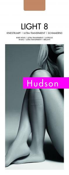 Tunna knästrumpor Light 8 från Hudson, 17 DEN