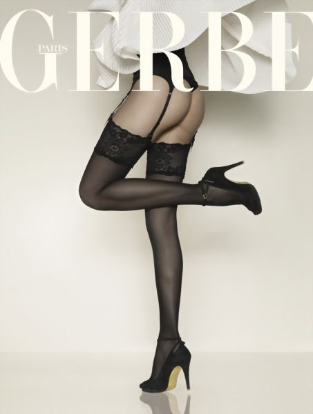 Gerbe Elegant tunna stockings Passion 20 DEN