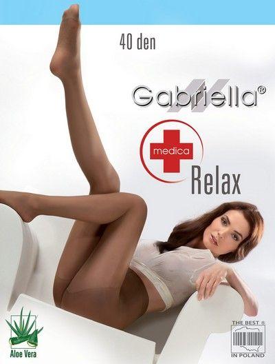 Strumpbyxa som motverkar celluliter Relax 40 DEN