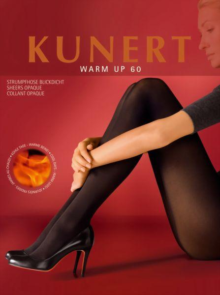 Kunert Varma strumpbyxor Warm up 60 DEN utan moenster