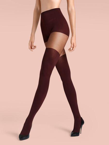 Claudia Schiffer Legs No. 6 KUNERT de Luxe - Overknee-strumpbyxa