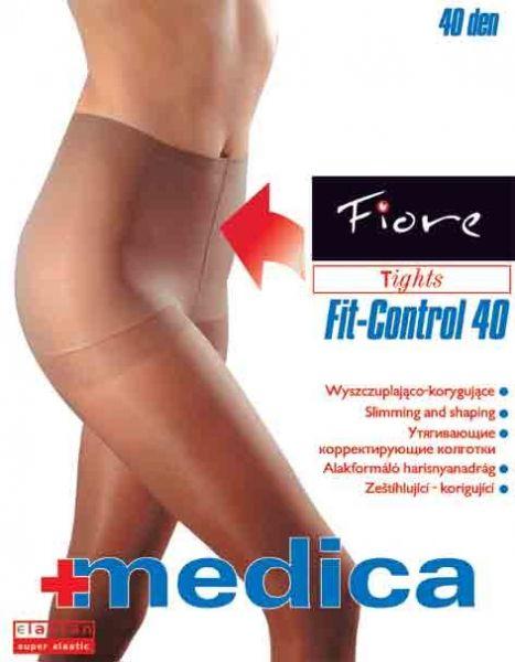 Fiore Figurformande fit-control-strumpbyxa 40 DEN