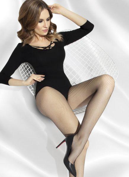 Annes Klassisk nätstrumpbyxa Shakira Rete