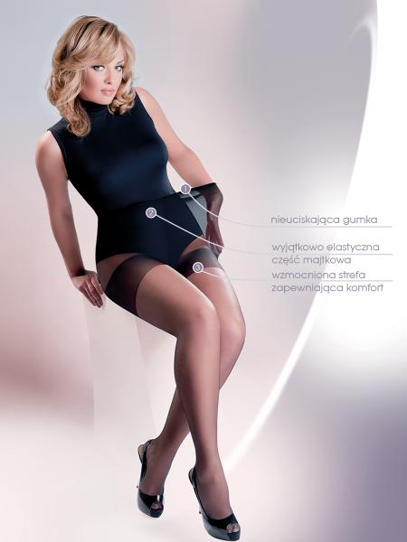 Gabriella Xenia Plus Size Strumpbyxa