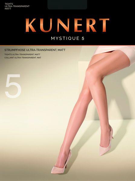 Kunert - Ultra transparent, matt sommar strumpbyxa Mystique 5