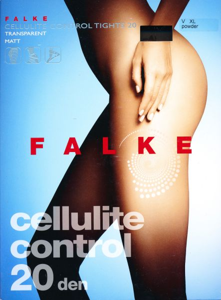FALKE Cellulite Control 20 - Strumpbyxa som motverkar celluliter