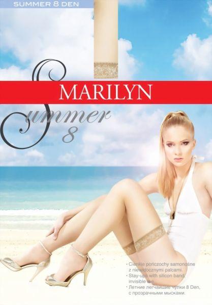 Marilyn Eleganta stay ups Summer 8 DEN